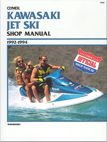kawasaki jet ski manual 1992 1994 service and repair manuals for rh themanualstore com Kawasaki Personal Watercraft Parts Kawasaki Ninja 300