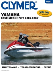 Yamaha Jet Ski Manual | Service and Repair Manuals (2002-2009*)