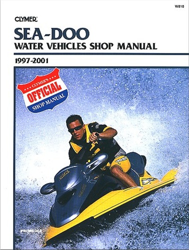 sea doo jet ski manual service shop and repair manuals 1997 2001 rh themanualstore com Craigslist Sea-Doo 2003 GTX Supercharged 2002 Sea-Doo GTX