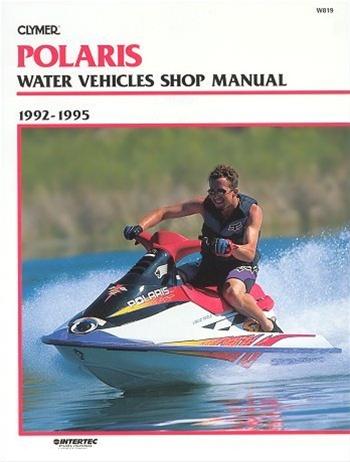 Polaris Jet Ski >> Polaris Jet Ski Manual 1992 1995