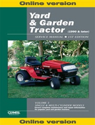 Garden Tractor and Mower Repair Manual