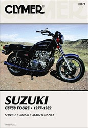 Suzuki GS 750 Manual