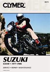 Suzuki GS 550, Super Sport, Impulse Manual