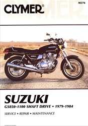 Suzuki GS850, GS1000, GS1100 Manual