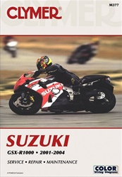 Suzuki GSXR 1000 Manual