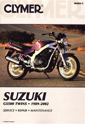 Suzuki GS500 Manual